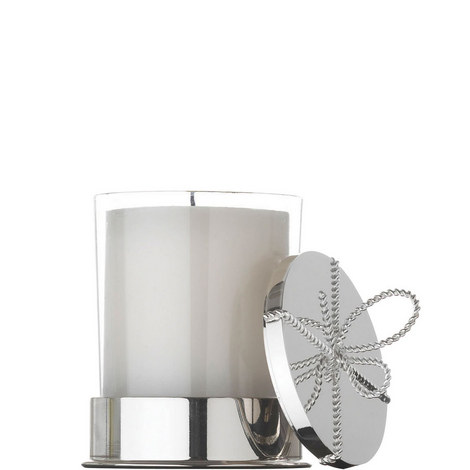 Vera Wang Love Knots Covered Candle, ${color}