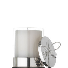 Vera Wang Love Knots Covered Candle