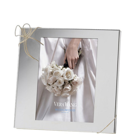 Vera Wang Love Knots Medium Photo Frame, ${color}