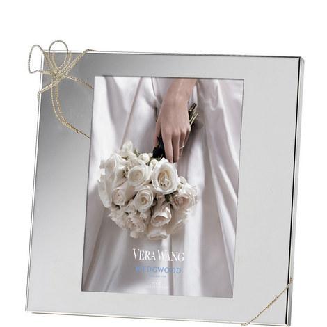 Vera Wang Love Knots Large Photo Frame, ${color}