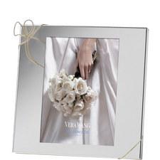 Vera Wang Love Knots Large Photo Frame