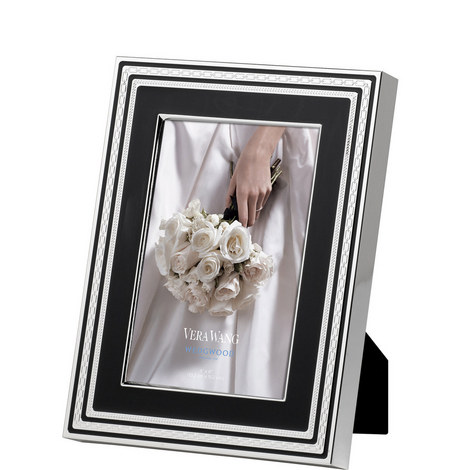 Vera Wang With Love Noir Small Photo Frame, ${color}