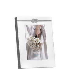 Vera Wang Infinity Small Photo Frame
