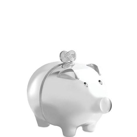 Vera Wang Infinity Baby Piggy Bank, ${color}