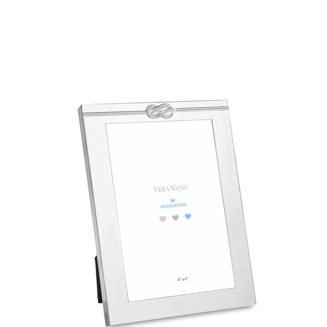 Vera Wang Infinity Baby Small Photo Frame, ${color}