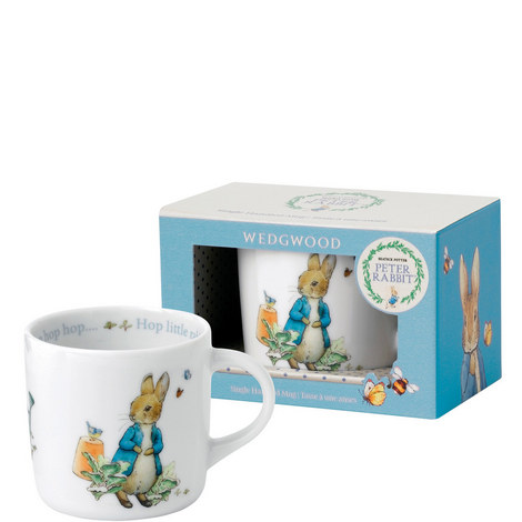 Peter Rabbit Boys Single Handled Mug, ${color}