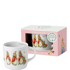 Peter Rabbit Girls Single Handled Mug