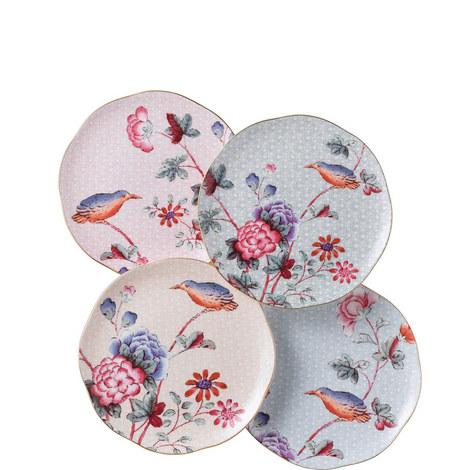 Cuckoo Tea Plate, ${color}
