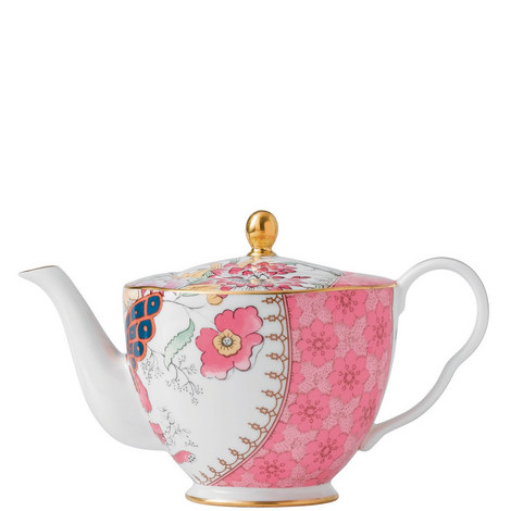 Butterfly Bloom Teapot, ${color}