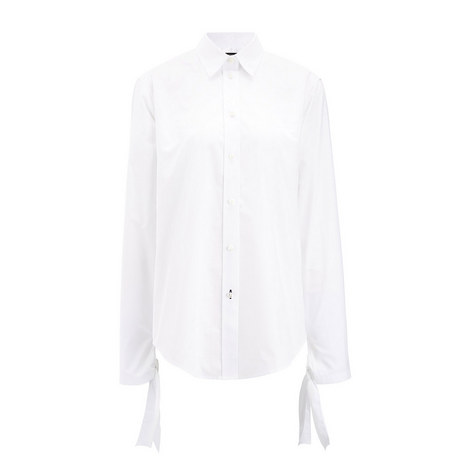 Thomas Tie-Cuff Shirt, ${color}