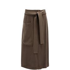 Calle Silk Skirt