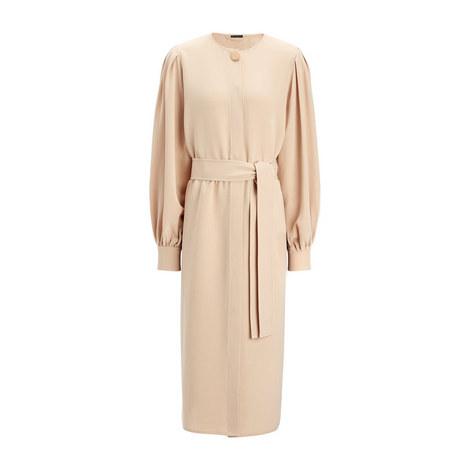 Nola Silk Dress, ${color}