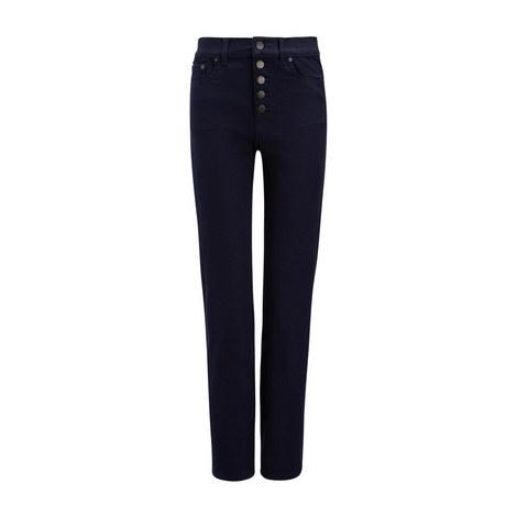 Gabardine Den Stretch Trousers, ${color}
