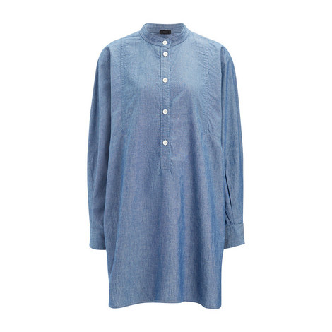 Lennox Denim Tunic, ${color}
