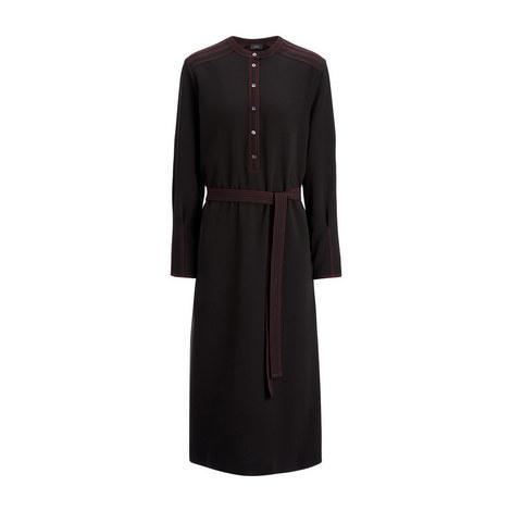 Stretch Flou Grace Dress, ${color}