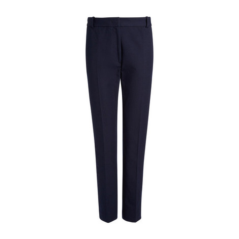 Gabardine Zoom Stretch Trousers, ${color}