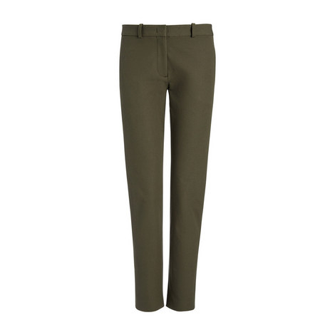 Gabardine Eliston Stretch Trousers, ${color}