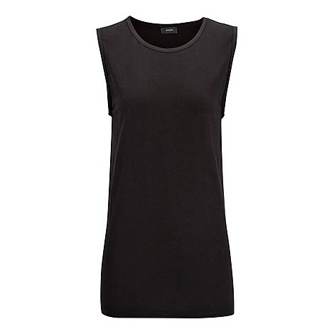 Cotton Lyocell Tank Top, ${color}