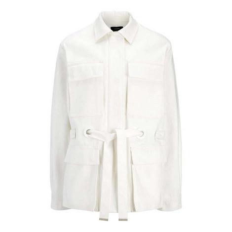 Raso Cotton Utility Jacket, ${color}