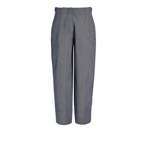 Lotie Denim Drill Trousers, ${color}