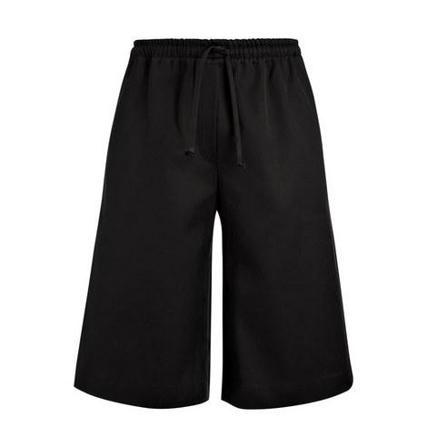 Compact Boxer Short Culottes, ${color}