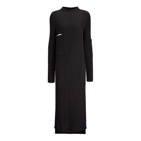 Bethany Ribbed Knit Dress, ${color}