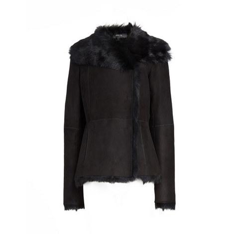 Anais Toscana Sheepskin Jacket, ${color}