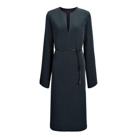 Reeve Marocain Dress, ${color}