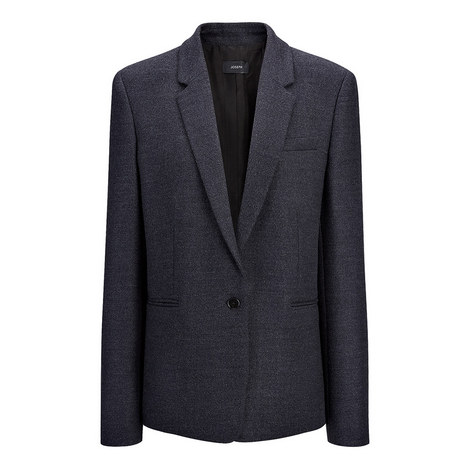 Will Wool Mélange Jacket, ${color}