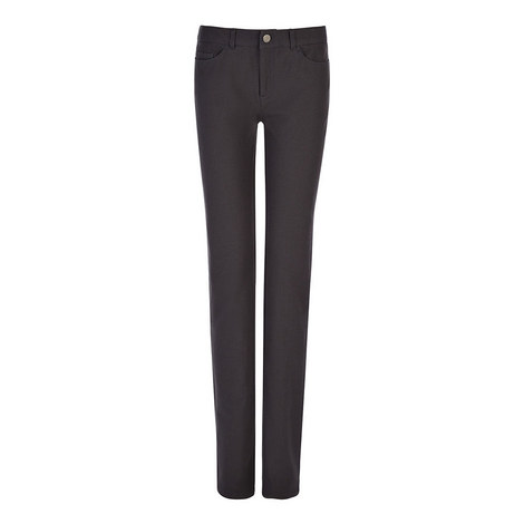 Gabardine Stretch Trouser, ${color}