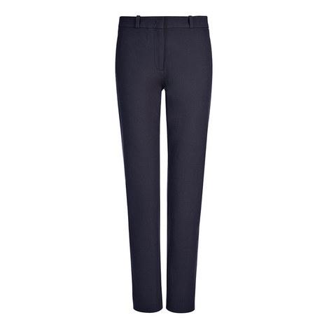 Gabardine Eliston Stretch Trousers, ${color}