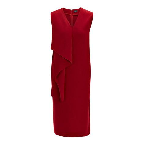 Hardy Stretch Crepe Dress, ${color}