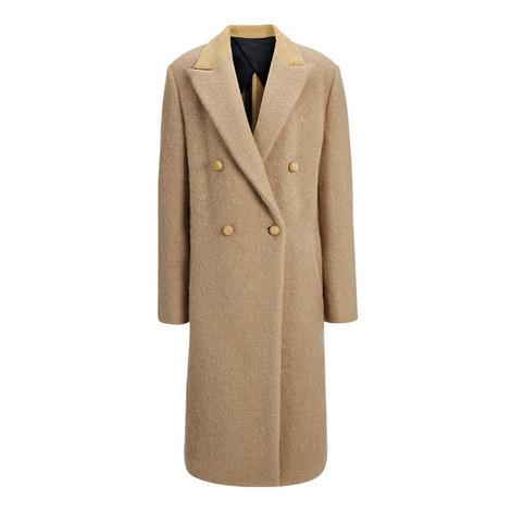 Osbourne Alpaca  Coat, ${color}