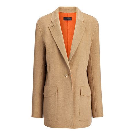 Roma Cashmere Jacket, ${color}