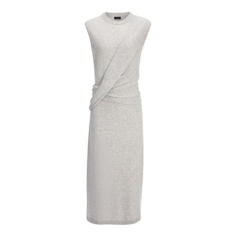Feli Soft Wool Dress, ${color}
