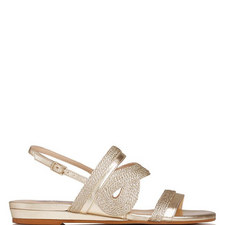Josephine Rope Twist Sandals