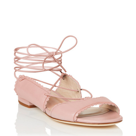 Jackie Flat Sandal, ${color}