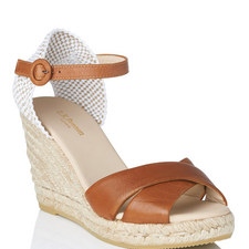 Angele Espadrille Wedges