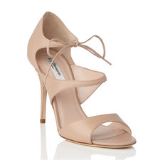 Karlie Open Toe Heels