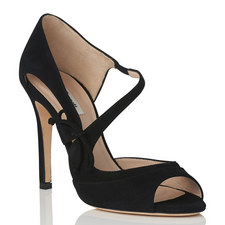 Lucile Crossover Sandals