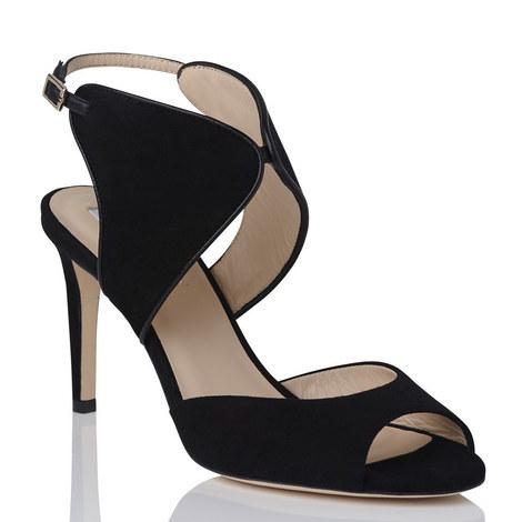 Cecilia Peep Toe Heels, ${color}
