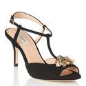 Yvette Satin Sandals, ${color}