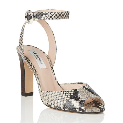 Sansa Peep Toe Sandals, ${color}