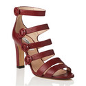 Celeste Strappy Block Sandals, ${color}
