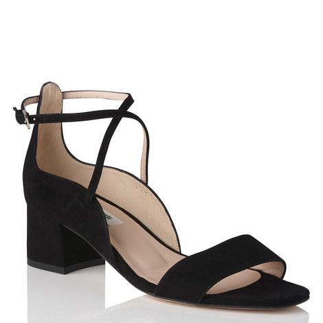 Dina Block Heel Sandals, ${color}