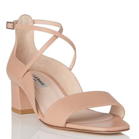 Dina Block Heel Sandals, ${color}