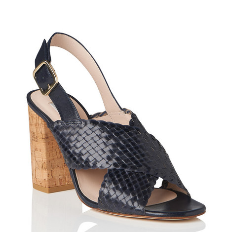 Mel Crossover Sandals, ${color}