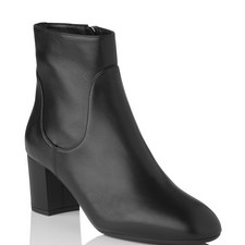 Simi Leather Ankle Boots
