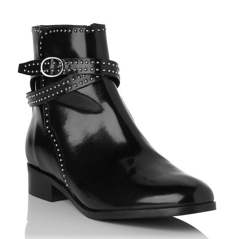 Ava Studded Ankle Boots, ${color}