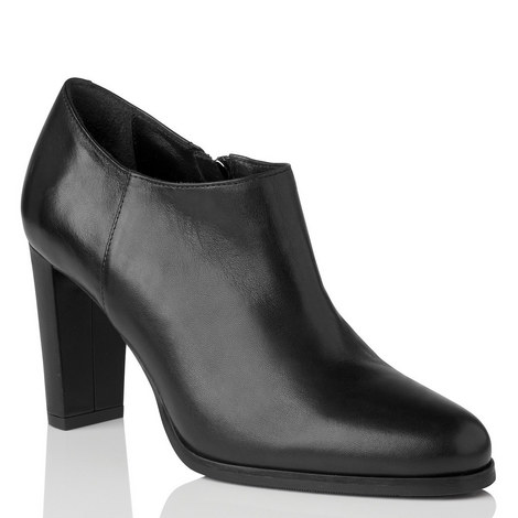 Leela Almond Toe Ankle  Boots, ${color}